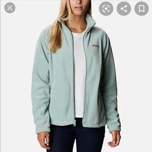 Columbia fleece jacket size large